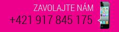 Zavolajte nám +421 517 711 181